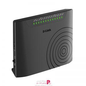 مودم-روتر +ADSL2 بیسيم و دو باند دی-لينک مدل DSL-2877AL