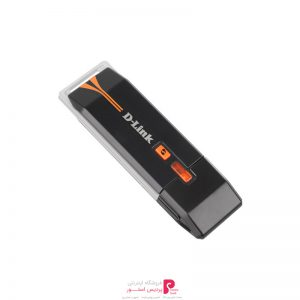 کارت شبکه USB و بیسيم دی-لينک مدل DWA-125