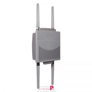 دی لينک اکسس پوينت اکسترنال دو باند DAP-3690