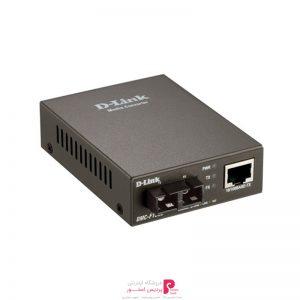 مبدل فیبر به اترنت غیر مدیریتی DMC-F02SC