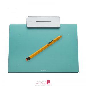 قلم نوری آرتيسول مدل Artisul Pencil سايز کوچک - Turquoise Blue