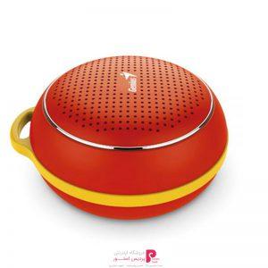 اسپيکر قابل حمل بلوتوثی جنيوس مدل SP-906BT Plus - RED