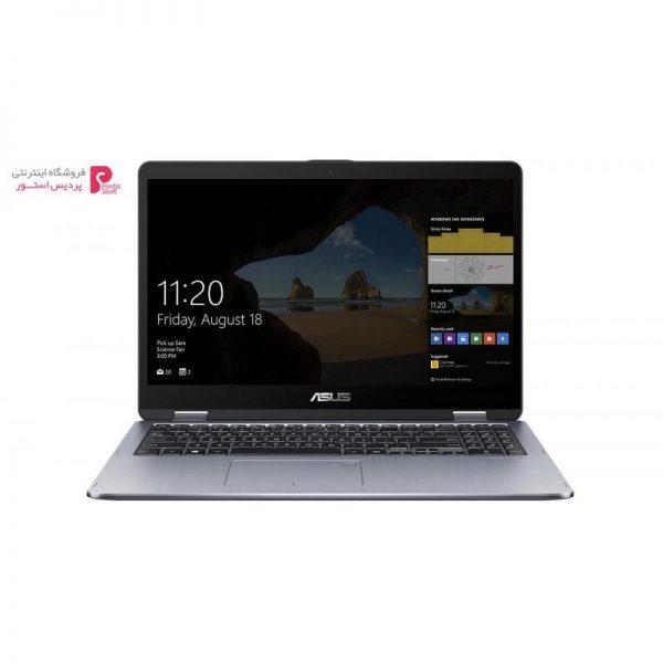 لپ تاپ 15 اینچی ایسوس مدل VivoBook Flip TP510UQ - A - 0