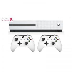 مجموعه کنسول بازی مایکروسافت مدل Xbox One S ظرفیت 1 ترابایت - 0