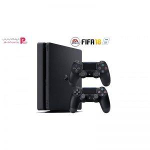 مجموعه کنسول بازی سونی مدل Playstation 4 Slim کد CUH-2116B Region 2 - ظرفیت 1 ترابایت - 0