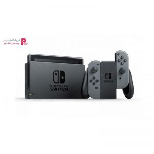 کنسول بازی نینتندو مدل Switch Gray Joy-Con - 0