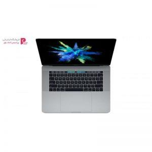 لپ تاپ 15 اینچی اپل مدل 2017 MacBook Pro MPTR2 همراه با تاچ بار - 0