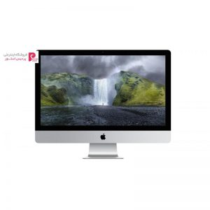 کامپیوتر همه کاره 27 اینچی اپل مدل iMac MNEA2 2017 با صفحه نمایش رتینا 5K - 0