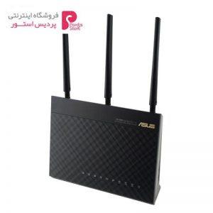 مودم-روتر ADSL/VDSL بیسیم و دوبانده ایسوس مدل DSL-AC68U - 0