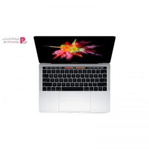 لپ تاپ 13 اینچی اپل مدل MacBook Pro MPXX2 2017 همراه با تاچ بار - 0