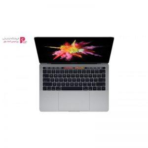 لپ تاپ 13 اینچی اپل مدل MacBook Pro MPXV2 2017 همراه با تاچ بار - 0