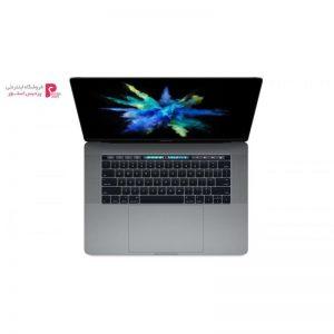 لپ تاپ 15 اینچی اپل مدل 2017 MacBook Pro MPTW2 همراه با تاچ بار - 0