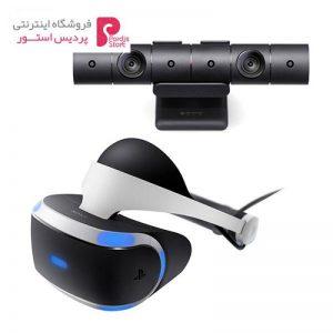 عینک واقعیت مجازی سونی مدل PlayStation VR به همراه دوربین - 0