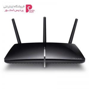 مودم روتر +ADSL2 دو بانده بی سیم AC1750 تی پی-لینک مدل Archer D7 - 0