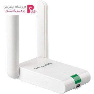 کارت شبکه USB بی سیم N300 تی پی-لینک مدل TL-WN822N - 0