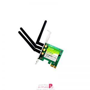 کارت شبکه PCI Express بیسیم و دو بانده تی پی-لینک مدل TL-WDN4800