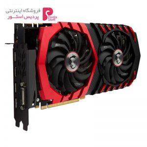 کارت گرافیک ام اس آی مدل GeForce GTX 1070 GAMING X 8G - 0