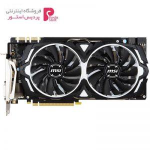 کارت گرافیک ام اس آی مدل GeForce GTX 1080 ARMOR 8G OC - 0
