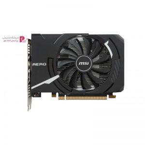کارت گرافیک ام اس آی مدل Radeon RX 550 AERO ITX 2G OC - 0