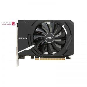 کارت گرافیک ام اس آی مدل Radeon RX 560 AERO ITX 4G OC - 0
