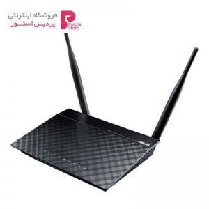 مودم روتر ADSL بیسیم N300 ایسوس مدل DSL-N12E_C1 - 0