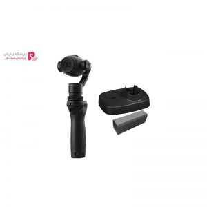 دوربین فیلم برداری دی جی آی مدل Osmo Plus به همراه پایه و باطری اضافه - 0
