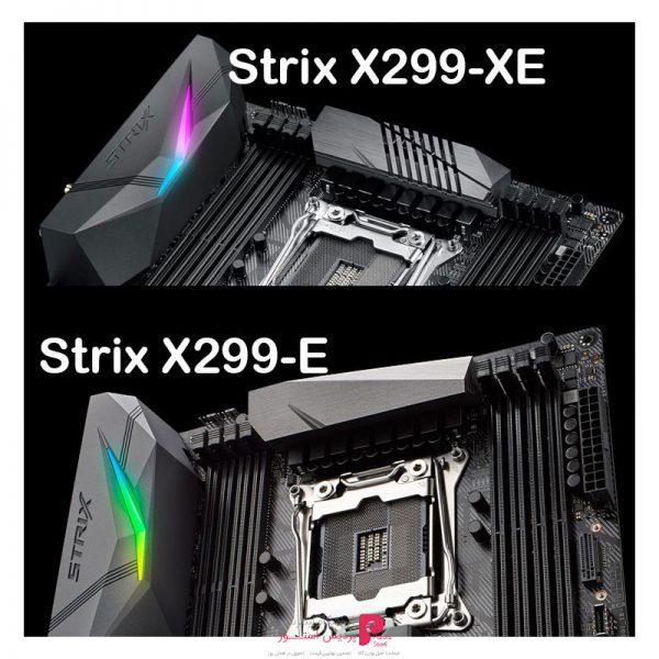 مادربرد ایسوس مدل ROG STRIX X299-E GAMING