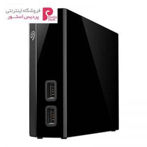 هارددیسک اکسترنال سیگیت مدل Backup Plus Hub Desktop ظرفیت 8 ترابایت - 0