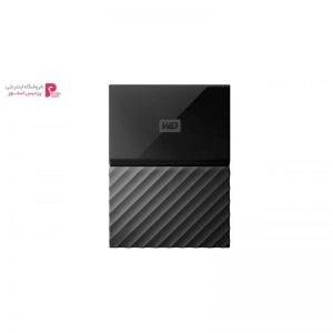 هارددیسک اکسترنال وسترن دیجیتال مدل My Passport WDBYFT0030B ظرفیت 3 ترابایت - 0