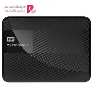 هارددیسک اکسترنال وسترن دیجیتال مدل My Passport X مخصوص Xbox One ظرفیت 2 ترابایت - 0