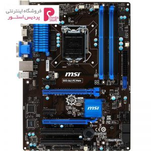 مادربرد ام اس آی مدل B85-G41 PC Mate - 0