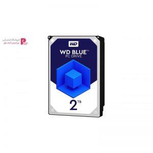 هارددیسک اینترنال وسترن دیجیتال مدل Blue WD20EZRZ ظرفیت 2 ترابایت - 0
