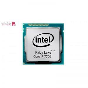 پردازنده مرکزی اینتل سری Kaby Lake مدل Core i7-7700 - 0
