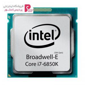 پردازنده مرکزی اینتل سری Broadwell مدل Core i7-6850K - 0