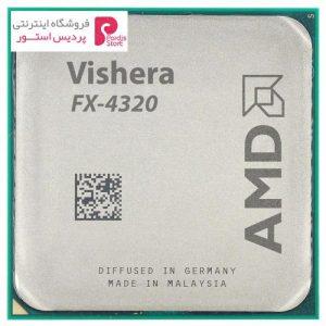 پردازنده مرکزی ای ام دی سری Vishera مدل FX-4320 - 0