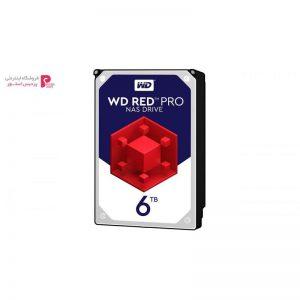 هارددیسک اینترنال وسترن دیجیتال مدل Red Pro WD6002FFWX ظرفیت 6 ترابایت - 0