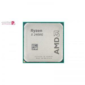پردازنده مرکزی ای ام دی مدل Ryzen 5 2400G - 0