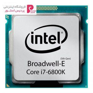 پردازنده مرکزی اینتل سری Broadwell مدل Core i7-6800K - 0