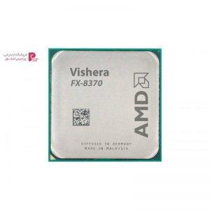 پردازنده مرکزی ای ام دی مدل Vishera FX-8370 with AMD Wraith Cooler - 0