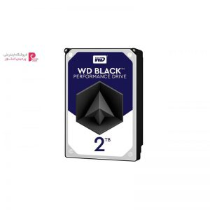 هارددیسک اینترنال وسترن دیجیتال مدل Black WD2003FZEX ظرفیت 2 ترابایت - 0