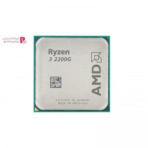 پردازنده مرکزی ای ام دی مدل Ryzen 3 2200G - 0