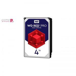 هارددیسک اینترنال وسترن دیجیتال مدل Red Pro WD4002FFWX ظرفیت 4 ترابایت - 0