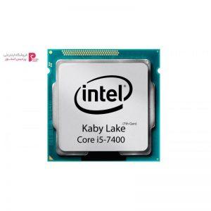 پردازنده مرکزی اینتل سری Kaby Lake مدل Core i5-7400 - 0