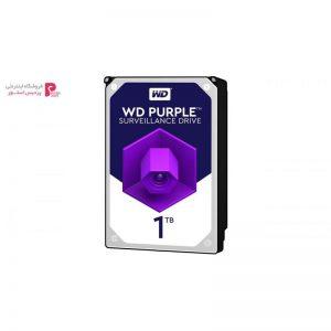 هارددیسک اینترنال وسترن دیجیتال مدل Purple WD10PURZ ظرفیت 1 ترابایت - 0