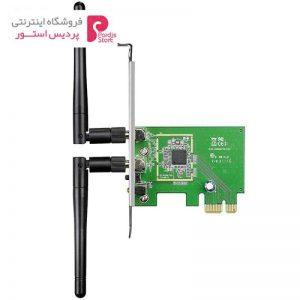 کارت شبکه PCI Express بیسیم N300 ایسوس مدل PCE-N15 - 0