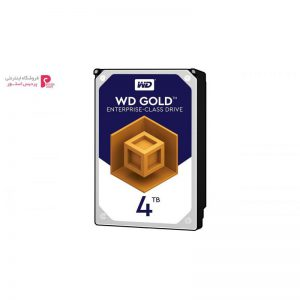 هارددیسک اینترنال وسترن دیجیتال مدل Gold WD4002FYYZ ظرفیت 4 ترابایت - 0