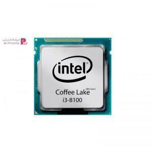 پردازنده مرکزی اینتل سری Coffee Lake مدل i3-8100 - 0