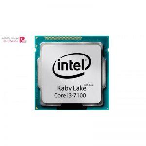 پردازنده مرکزی اینتل سری Kaby Lake مدل Core i3-7100 تری - 0
