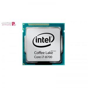 پردازنده مرکزی اینتل سری Coffee Lake مدل Core i7-8700 - 0