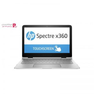 لپ تاپ 13 اینچی اچ پی مدل Spectre X360 13T-AC000S - C با قلم و کاور چرمی اورجینال - 0